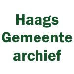 Stadtarchiv Den Haag (Niederlande)