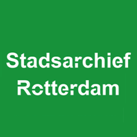 Logo City Archives Rotterdam