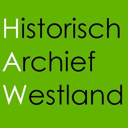 Logo Historical Archive Westland
